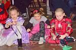 Děti v Brodku u Přerova si užily karneval