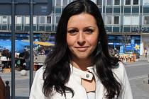 Ilona Kapounová, ředitelka kontaktního pracoviště Úřadu práce v Přerově