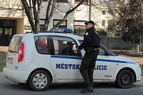 Přerovská městká policie. Ilustrační foto