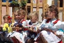 V zámku a v podzámčí – sobota 16. června, Horní náměstí v Přerově.