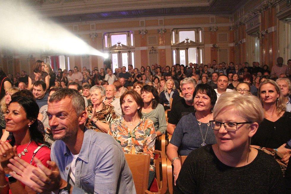 Monkey Business. Československý jazzový festival 2019 v Městském domě v Přerově