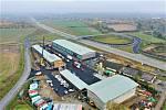Nové středisko pro údržbu dálnice D1 v Předmostí má být dokončeno na jaře 2021