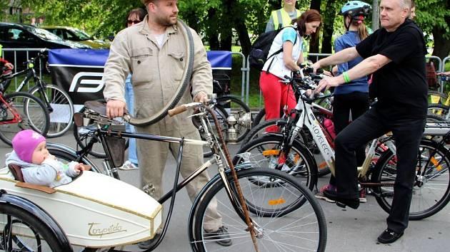Jarní cyklojízda v Přerově