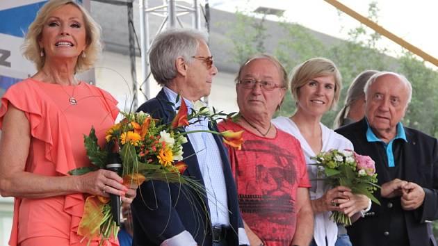 Akuna show v Přerově. Ilustrační foto