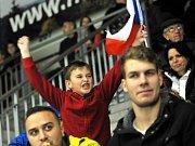 Hokejový turnaj reprezentací do 20 let v Přerově