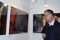 Prohlédnout si zblízka slavnou Předmostskou venuši přijel v sobotu do Muzea Komenského ministr financí Miroslav Kalousek, který se v Přerově krátce zastavil během své návštěvy Olomouckého kraje.