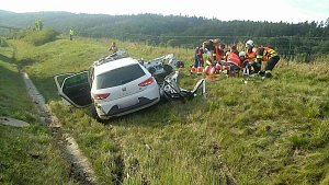 Tragická nehoda na D1 u Hranic