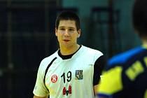 Robert Plšek, střední spojka Sokola HC Přerov