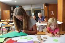 Kreativní filmové dílny pořádá každou středu pro děti přerovské kino Hvězda.