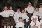 Spolek Hanák Troubky oslavil padesáté výročí tradičním adventním posezením u cimbálu