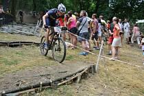 Bikeři MG Bike Teamu mají za sebou premiéru v Českém poháru