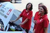 Ošetřovatelská a pečovatelská služba přerovské Charity obdržela nové auto