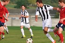Fotbalisté Želatovic. Ilustrační foto