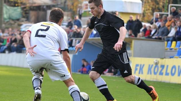 FK Kozlovice – FK Nové Sady