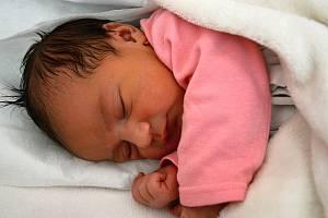 Šarlota Hýbnerová, Přerov, narozena 15. srpna 2019  Přerov, míra 50 cm, váha 3450 g