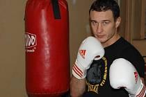 Boxer Jiří Svačina