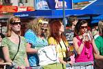 Tomáš Klus na pivních slavnostech