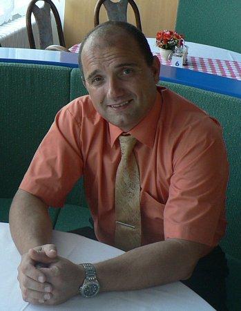 Marek Foukal, starosta obce Radkovy