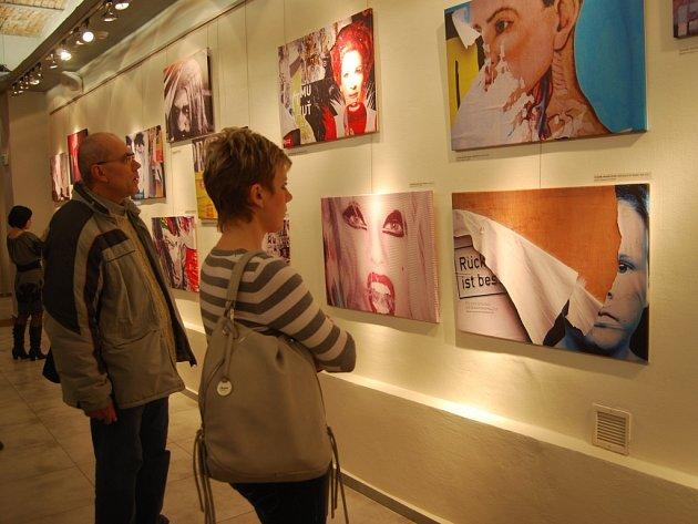 Vernisáž výstavy DeDeArt  – Deostroyed Details Art - v Galerii města Přerova