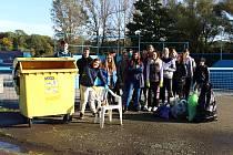 Žáci z Přerova se zapojili do dobrovolnického projektu