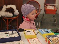 V Kojetíně se konala výstava retro hraček