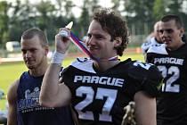 Prague Black Panthers slaví titul