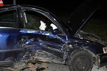 Lehkým zraněním řidičky skončila hrozivě vypadající nehoda, která se stala 10. září v Přerově.