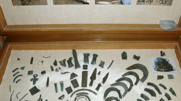 Výstava Detektory v archeologii