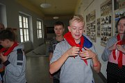 Edukační program Pod rudou hvězdou, který připravilo Muzeum Komenského v Přerově.