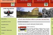 Nový web Lipníku nad Bečvou