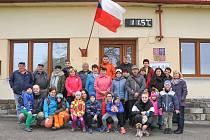Radotínští vyrazili na návštěvu Domova pro seniory ve Lhotsku