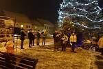 Česko zpívá koledy ve středu 14. prosince 2016 - Drahotuše.