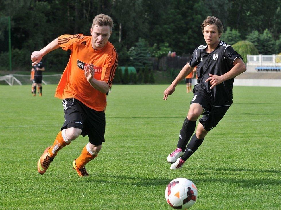 FK Kozlovice – 1.HFK Olomouc B