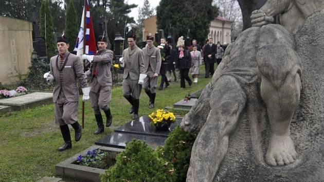 Přerov si připomněl sté výročí úmrtí Slavomíra Kratochvila. Ilustrační foto