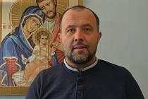 Přerovský farář Josef Rosenberg