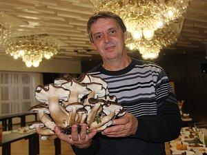 V Přerově začíná v pátek dvacátý ročník tradiční výstavy hub