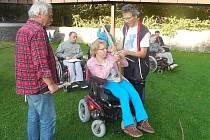 Zdravotně postižení prožili 9 nevšedních dnů vpohádkové říši