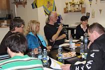 Zasedání organizačního výboru před MS v hokeji žen v Přerově