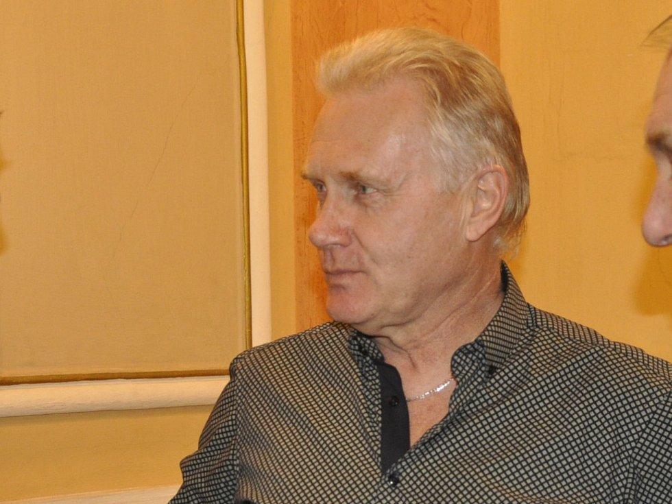 Jiří Lajtoch - senátorský kandidát ČSSD