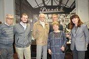 Výstava mapující tvorbu designérů v Meoptě ve Výstavní síni Pasáž v Přerově