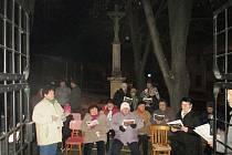 Česko zpívá koledy ve středu 14. prosince 2016 - Žeravice.