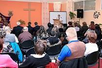 Bohoslužba pro Romy v Přerově