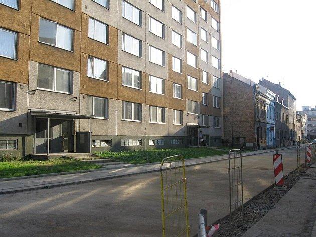 Současná podoba panelového domu