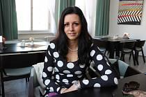 Ředitelka kontaktního pracoviště Úřadu práce v Přerově Ilona Kapounová.