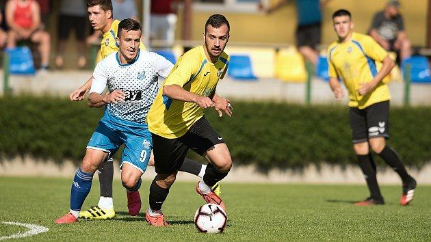 Fotbalový podzim 2020 - Olomoucký kraj