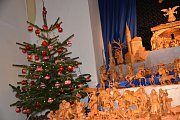 Výstava Vánoce na zámku, která je k vidění v prostorách Muzea Komenského v Přerově, ukazuje hračky dětí od počátku dvacátého století až do současnosti. K vidění je i vyřezávaný betlém Bedřicha Zbořila.