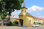 Obec Želatovice na Přerovsku.