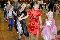 Maškarní karneval v přerovské sokolovně