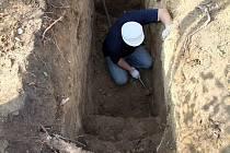 Archeologické bádání v Předmostí