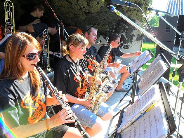 Festival Mládí pro venkov ve Veselíčku. Ilustrační foto